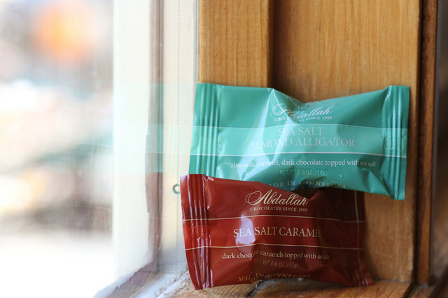 Abdallah Sea Salt Caramel