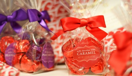 Twin Cities Local Candy Store Valentines Day Flower Delivery