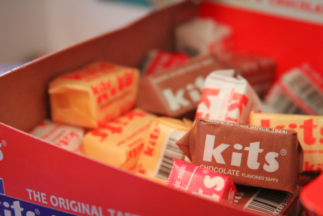 Kit Taffy Review