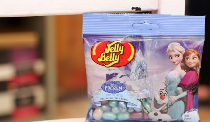 Frozen Jelly Beans Sweet River Candy Anoka
