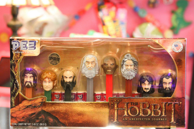 Hobbit Pez Dispenser