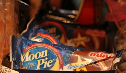 Mini MoonPie's make mouths happy!