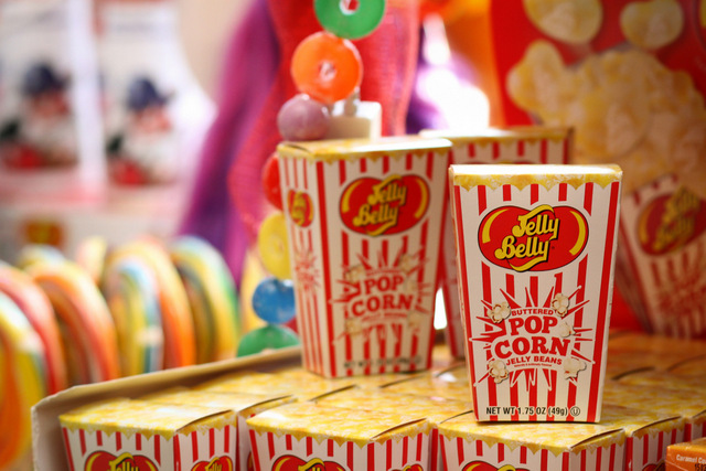 Jelly Belly Popcorn Beans