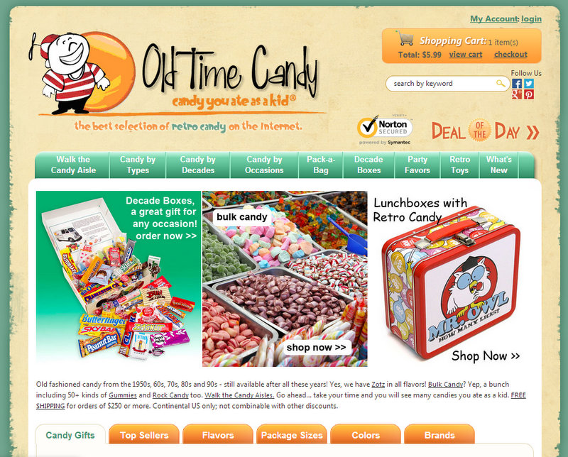 Order Candy Online