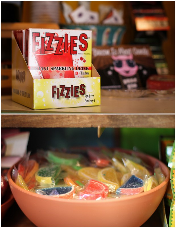 Fizzies and Our Fruit Bowl